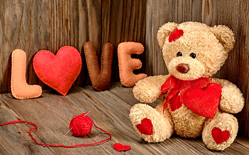 Happy Teddy Day Whatsapp DP'S, Facebook Profile Pics & Images to Greeting for BF/GF