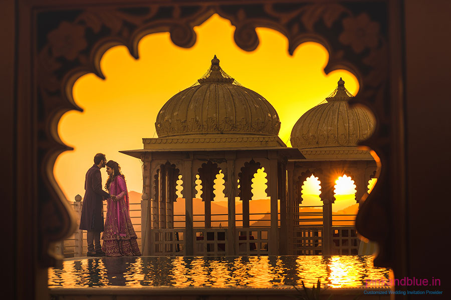 Best Mosoon Destination Wedding in Udaipur India